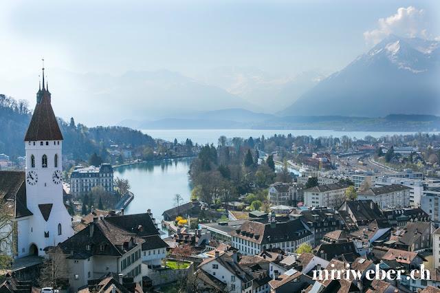 Thun,  Schweizer LittleCITY Guide, Heimat, Schweizer Stadt im Berner Oberland