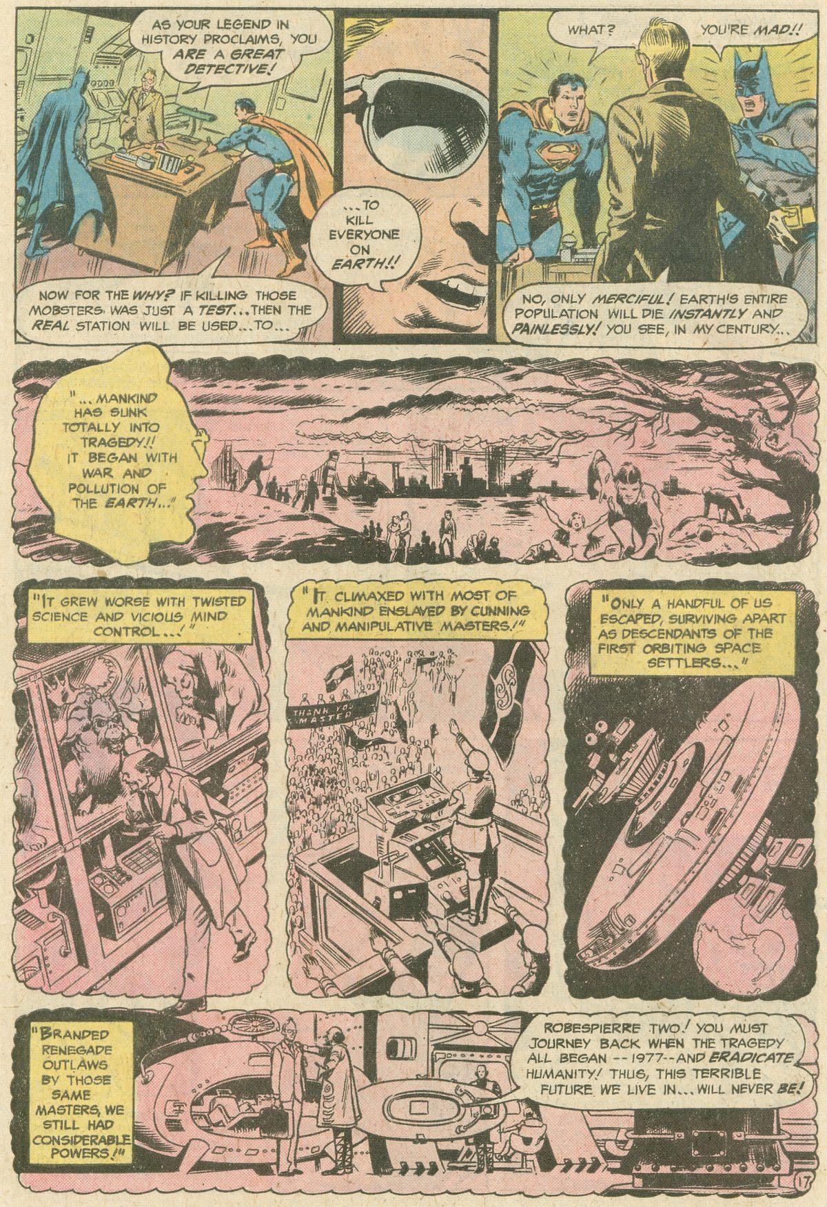 Read online World's Finest Comics comic -  Issue #244 - 24