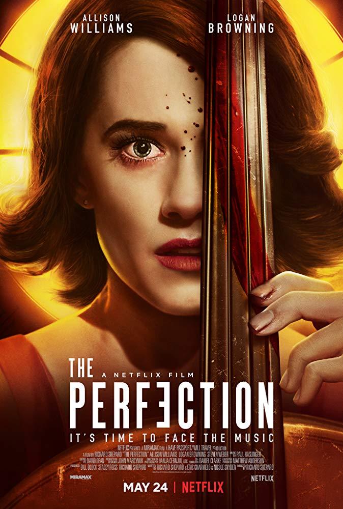 Resultado de imagem para the perfection richard shepherd poster