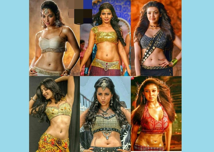 Top 10 Hottest Tamil Actresses Photos|Sexiest Images