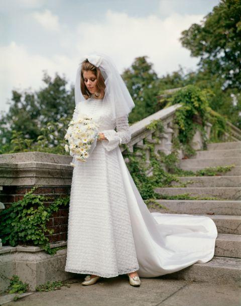 Patriotic Wedding Dress 80 Ideal Audrey Hepburn went for