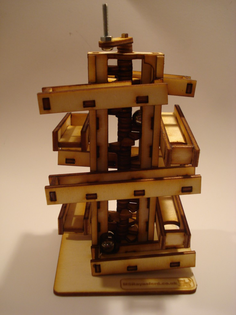 Project 11 Marble Machine 2