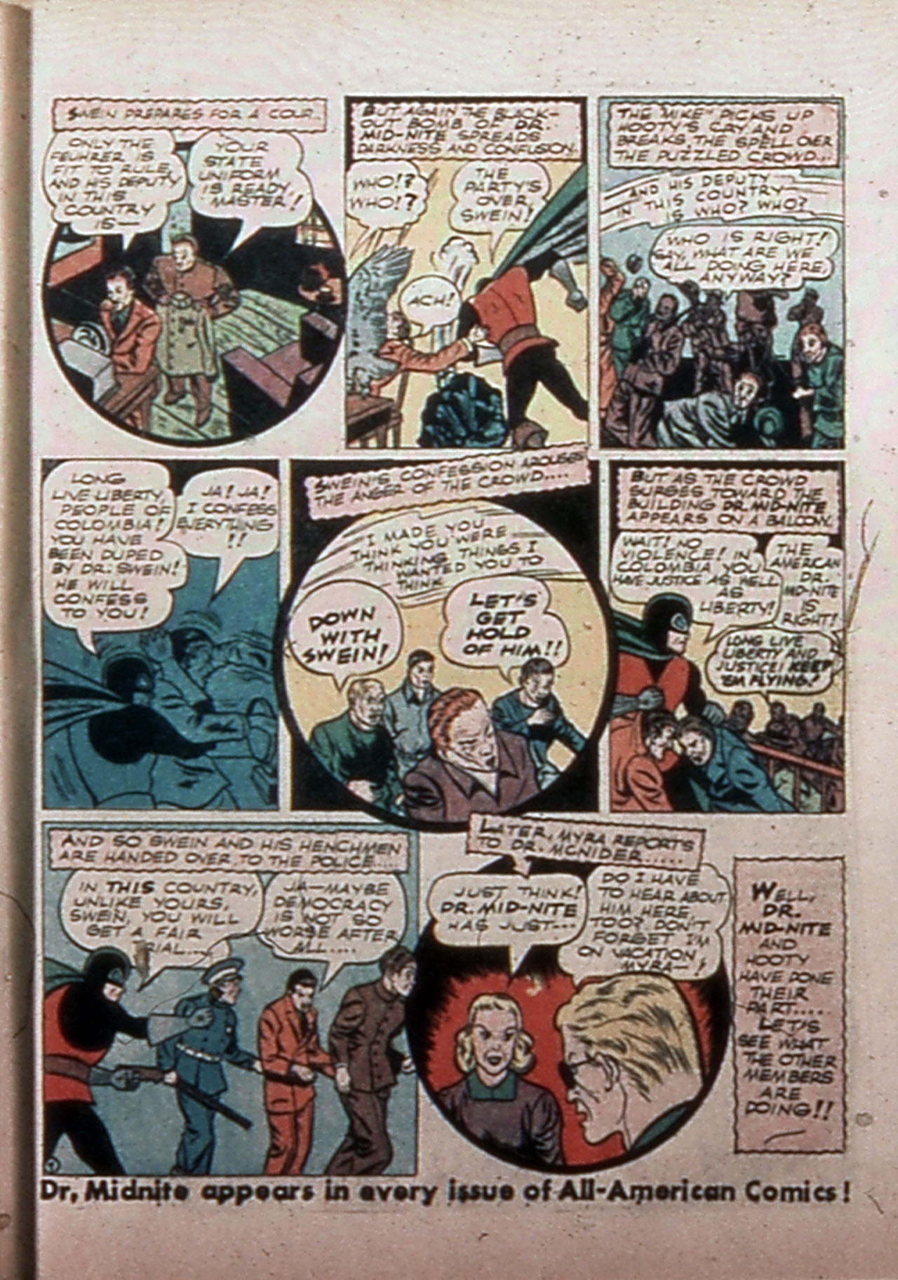 Read online All-Star Comics comic -  Issue #9 - 63