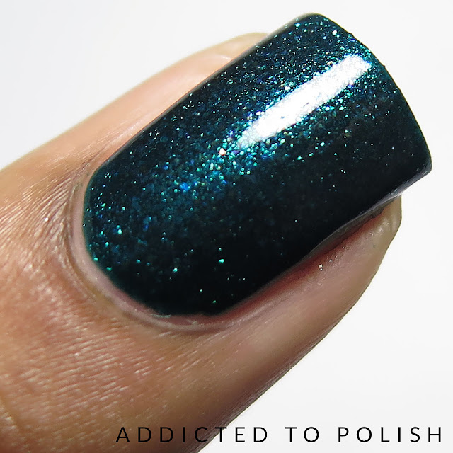 Great Lakes Lacquer I'd Rather Be Fishing May 2016 limited editions