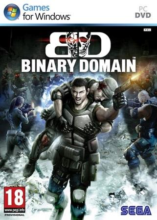 Binary Domain Collection PC Full Español | ISO