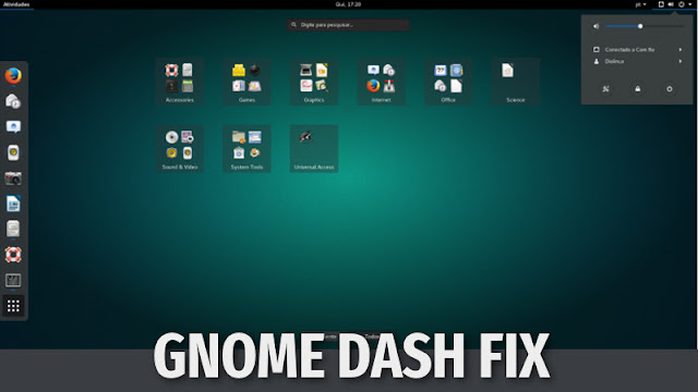 Gnome Dash Fix