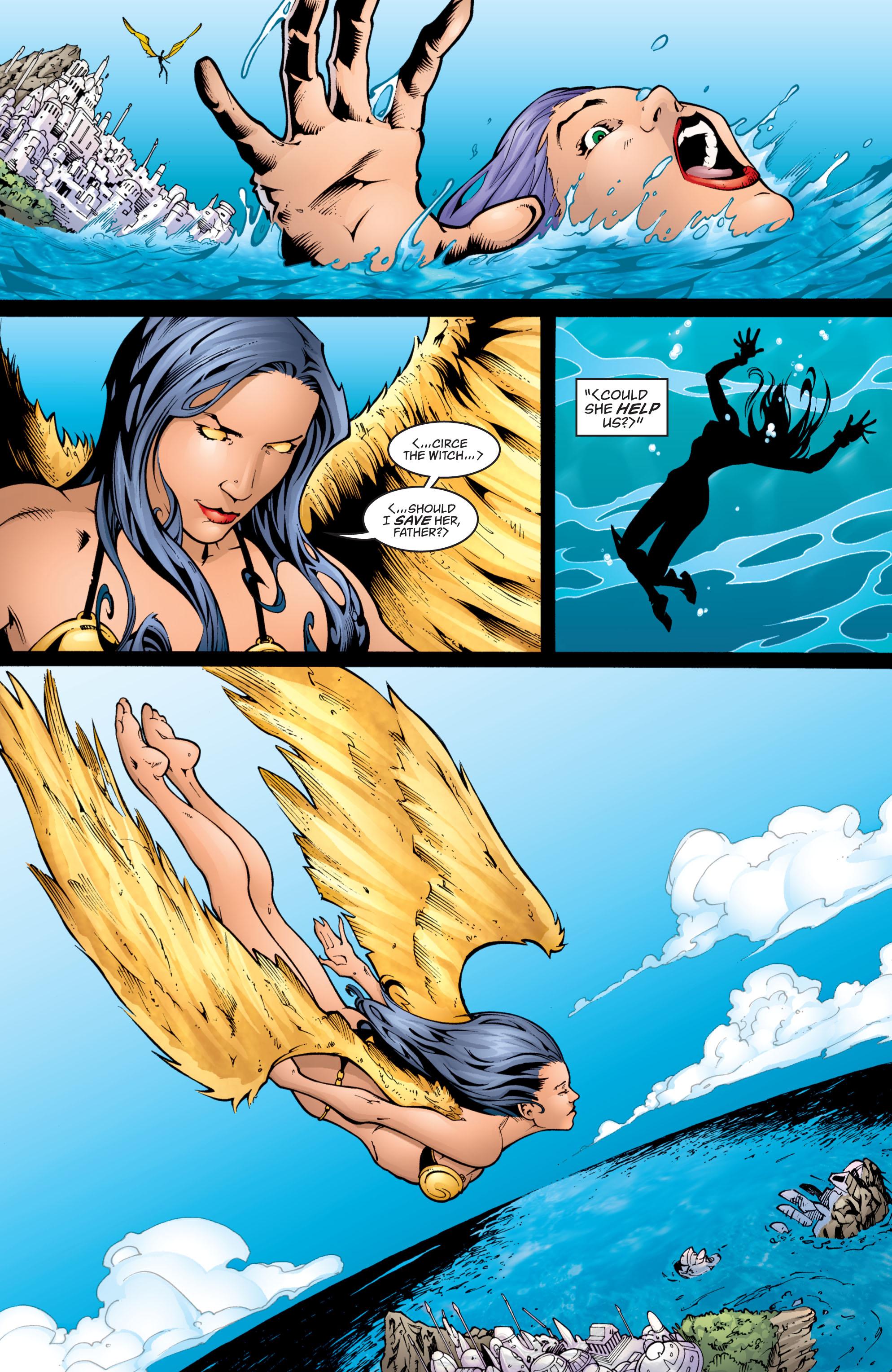Read online Wonder Woman (1987) comic -  Issue #201 - 3