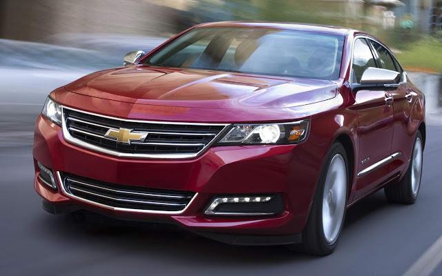 Chevrolet vendas EUA