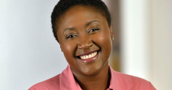 Aicha Evans, Black woman CEO of Zoox