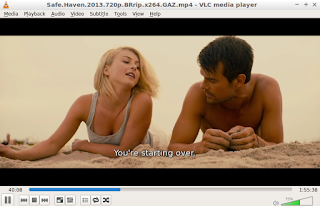 "VLC does not support the audio or video format ""hevc"""