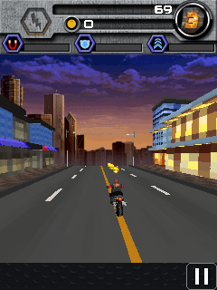Dhoom 3 The Game game ponsel Java jar