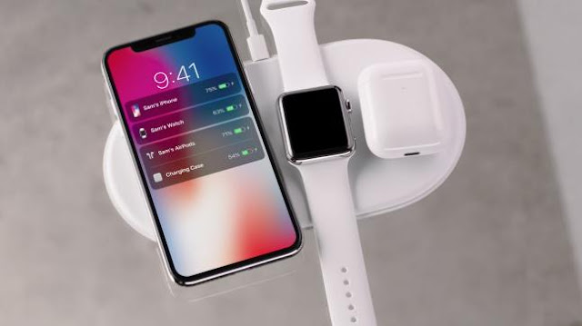 Report :Apple AirPower Wireless Charging Mat Launch Set for March