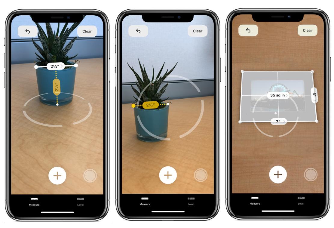測距儀 - 用 iPhone 相機測量真實世界物體大小