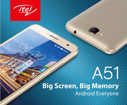 Itel A51 Full Review, Specifications And Launch Price