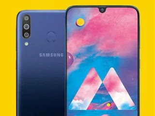 Samsung Galaxy M30 Launched in India