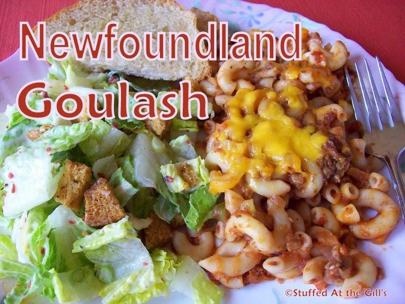 Newfoundland Goulash