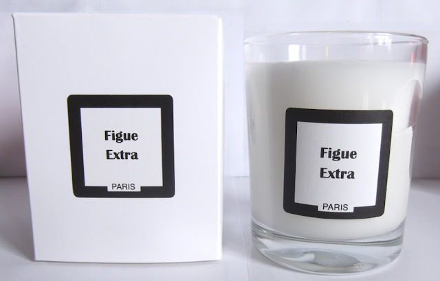 MADE IN PARIS Bougie d'Ambiance Parfumée Figue Extra
