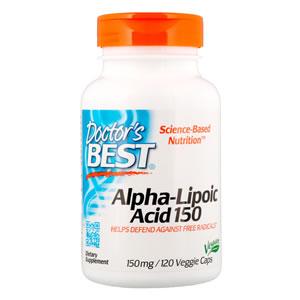 acido alfa lipoico doctor best