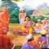 Thiếu nữ gặp Tôn Giả A Nan lần đầu đã sinh tình hâm mộ. Đức Phật Thích Ca đã hành xử ra sao?