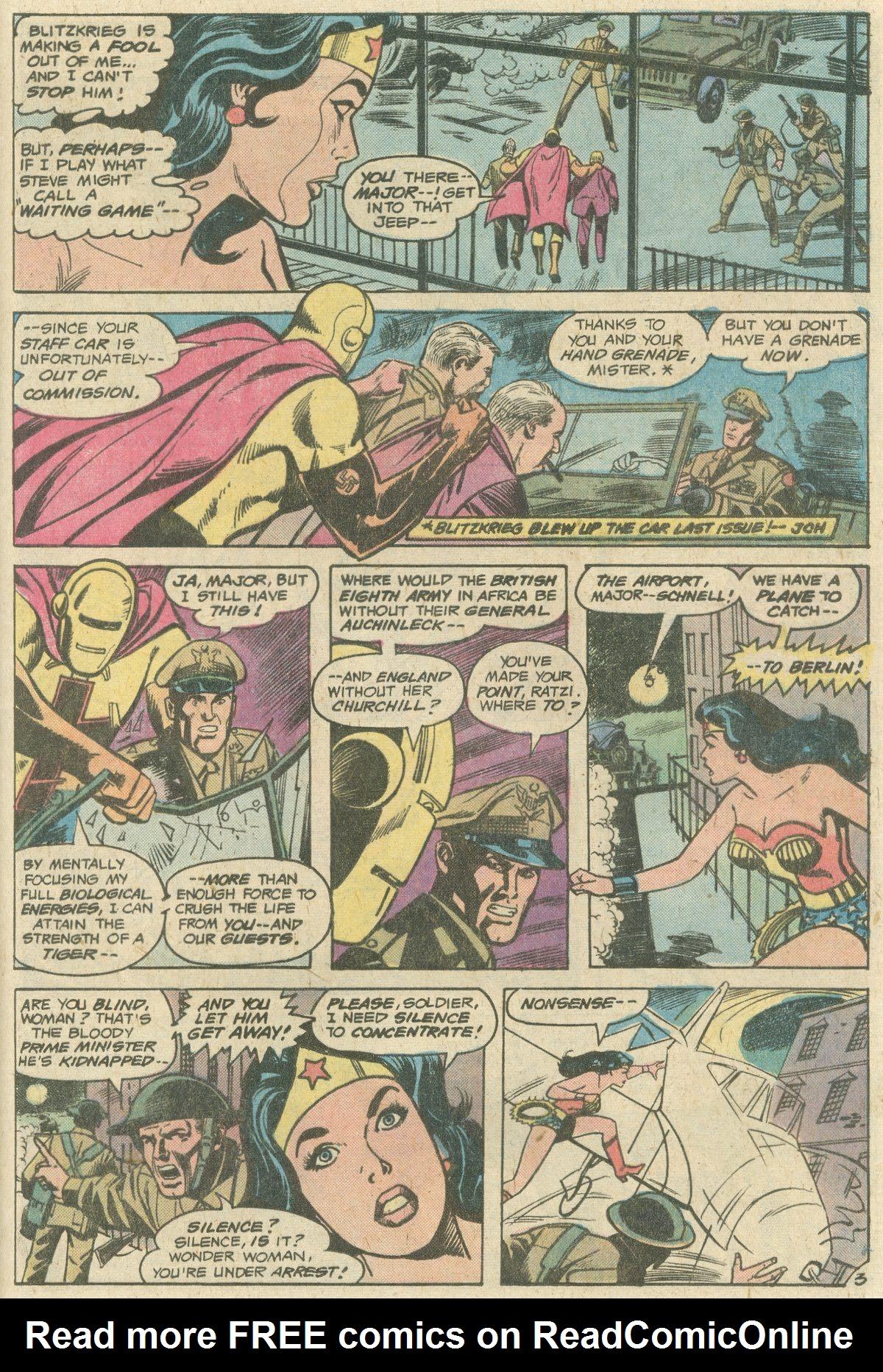 Read online World's Finest Comics comic -  Issue #247 - 69