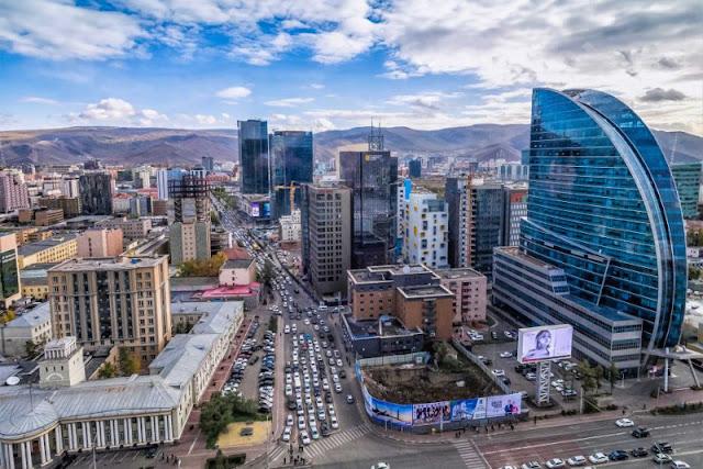 нохой хорио! Mongolia