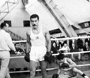 Абдрашид Абдрахманов на чемпионате СССР 1971 года