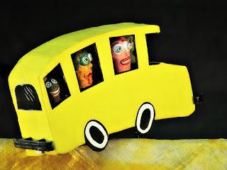 Só Rindo Bonecos da Montanha - 3 - O Ônibus dos Loucos (Viagem de Volta)