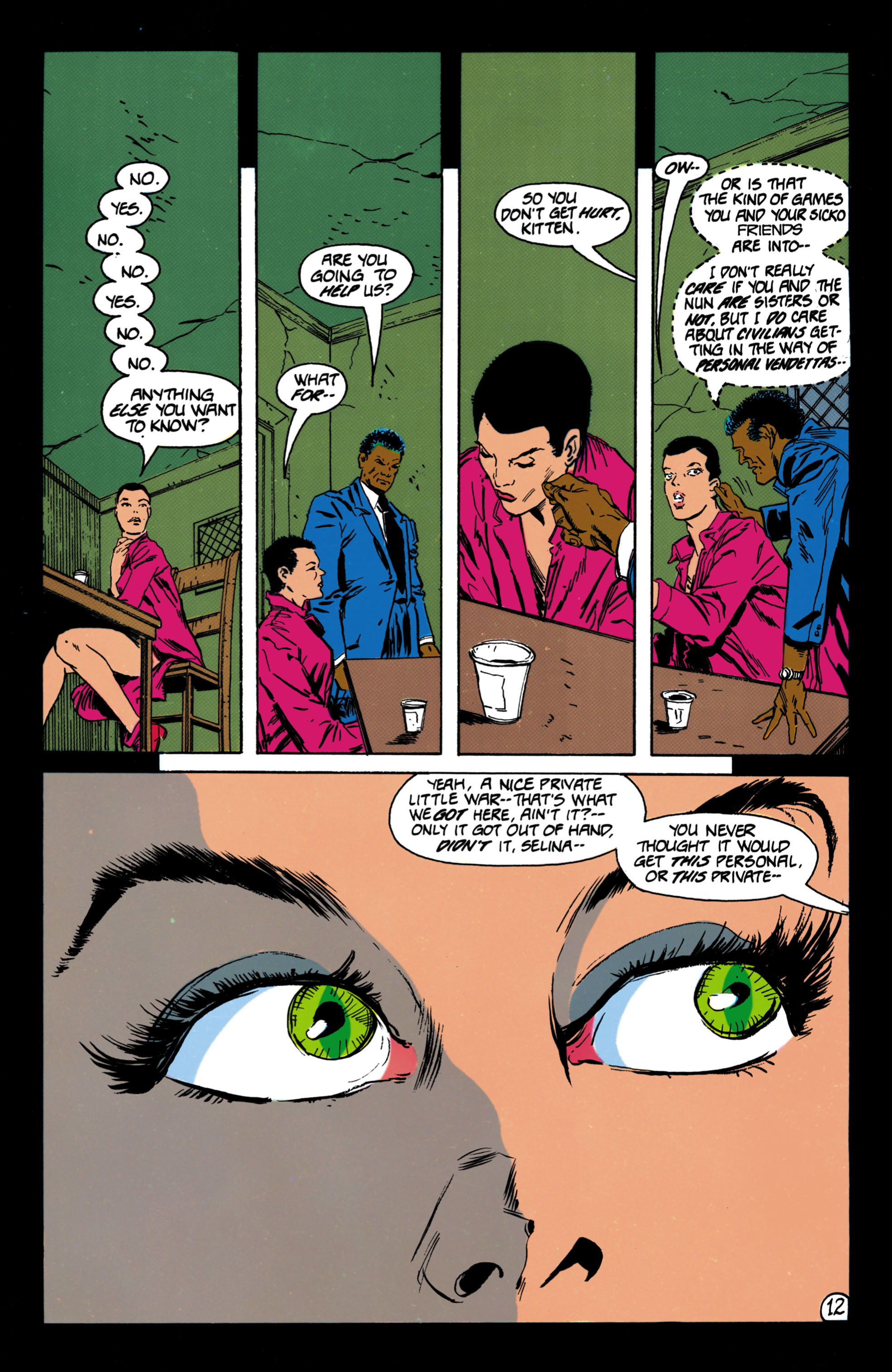 Catwoman (1989) Issue #3 #3 - English 13