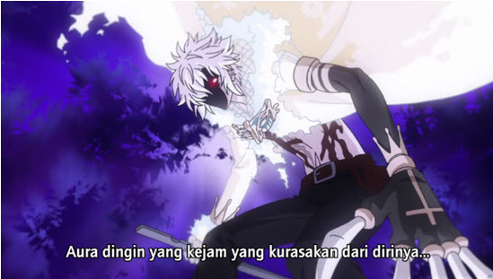 Download Anime D.Gray-man Hallow Episode 10 Subtitle Indonesia