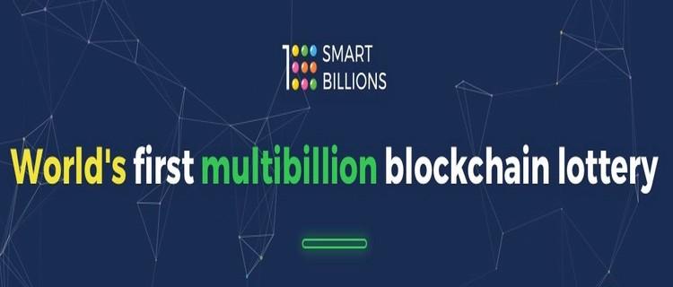 SmartBillions - Situs Lottery Pertama Yang Terdesentralisasi Pada Blockchain