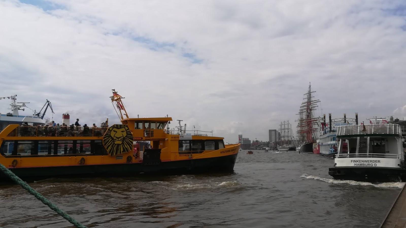 Christi Himmelfahrt Hamburg