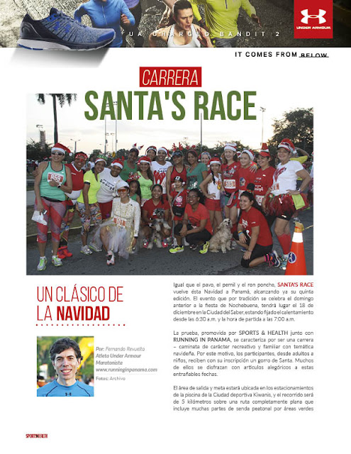 Santas Race Panama