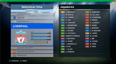 JVPES Patch v0.1 for PES 2016-Screenshot