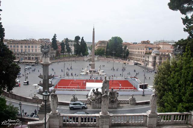 Piazza del Popolo - citytrip Rome