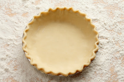 When you have a food processor, making a homemade pie crust is so easy it's sinful. You can still make it without one of course - it just takes a bit of extra work.