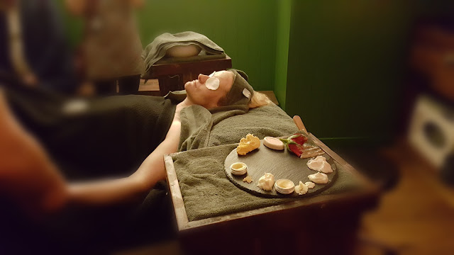 Validation Facial, Lush Spa