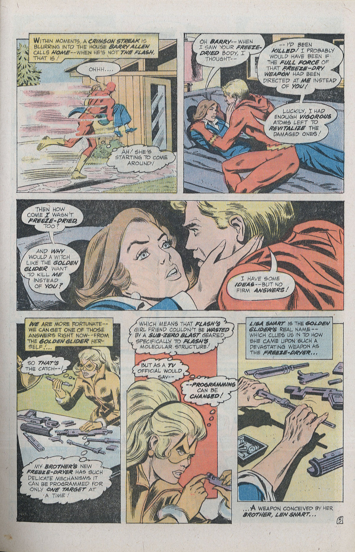 The Flash (1959) issue 251 - Page 9