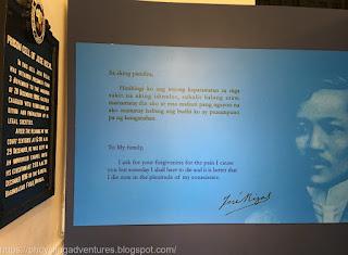Jose Rizal Letter