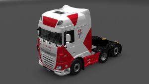 Brian Yeardley Transport Skin for DAF E6