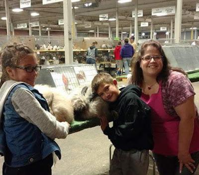 Northern California Angora Guild: 10/8/17 - 10/15/17