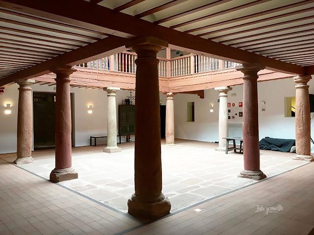 Alcázar de San Juan Quijote Museo Hidalgo