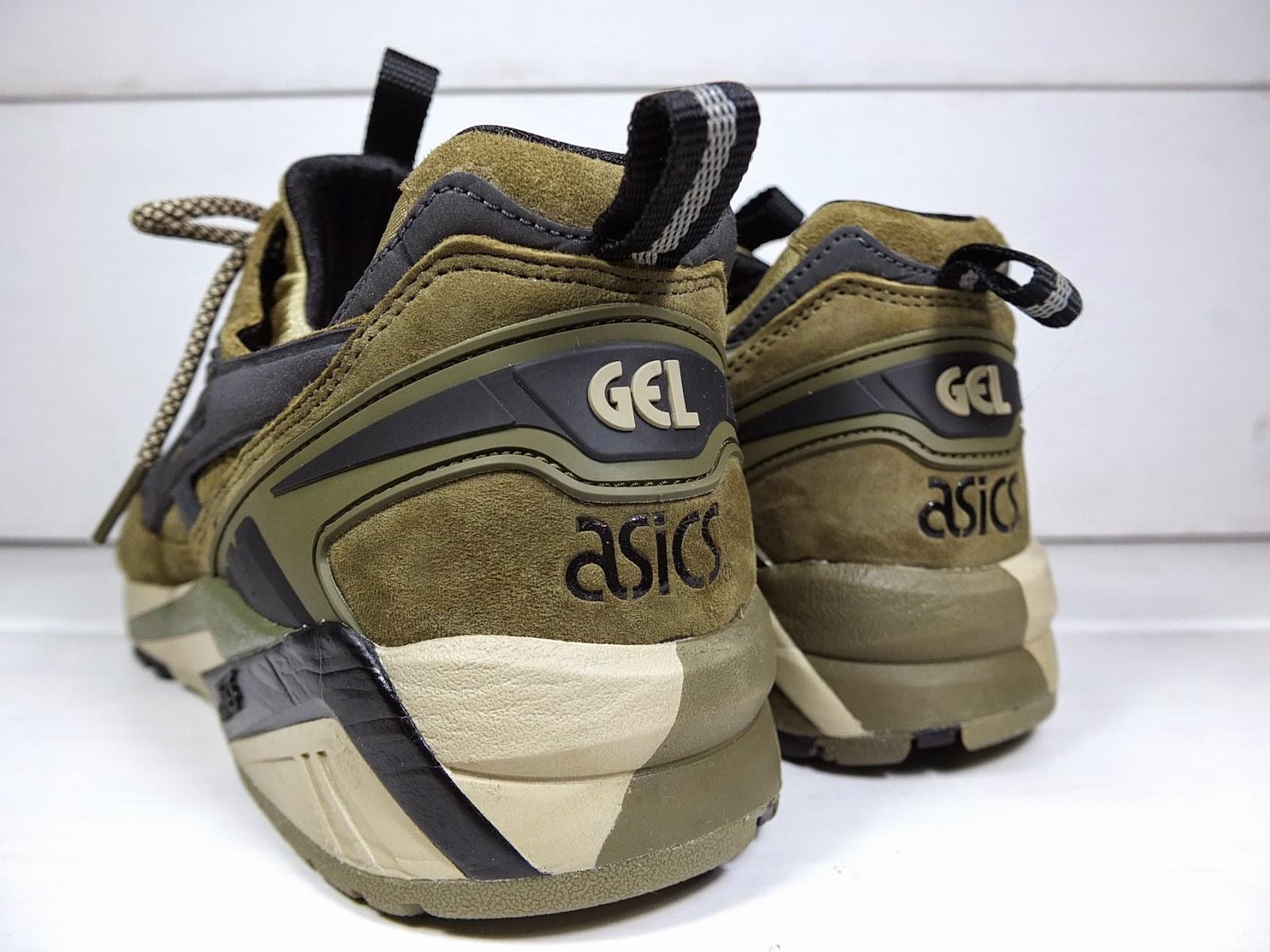 buy popular 9990d 1ee32 PROCEED Sneakers & Supplies: Footpatrol x ASICS Gel Kayano ...