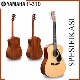 Review Harga Dan Spesifikasi Gitar Yamaha F310 TERBARU