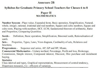 Kar-GPTSR-Maths-Exam-Syllabus-Download