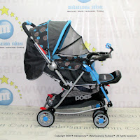 Does DS298 Navigator Baby Stroller - Rocker