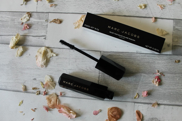 Marc Jacobs Velvet Noir Major Volume Mascara Review