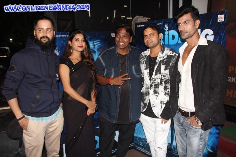 Mahesh V. Gavankar, Rose Laskar, Ganesh Acharya, Ritesh S Kumar and Manoj Kumar Rao