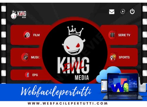 Evil King Media Versione 1.9 Disponibile al Download - Ecco tutte le novità introdotte