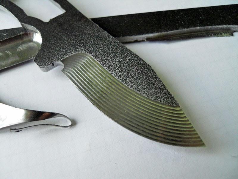 Andrzej Woronowski Custom Knives Going Cnc