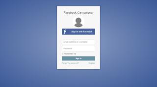 Gratis Download Facebook Campaigner - Facebook Autoposter